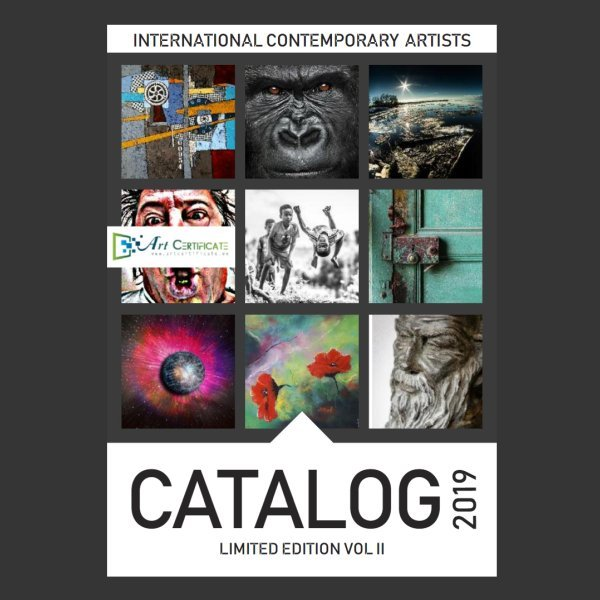 INTERNATIONAL CONTEMPORARY ARTISTS - LIMITED EDITION VOL II