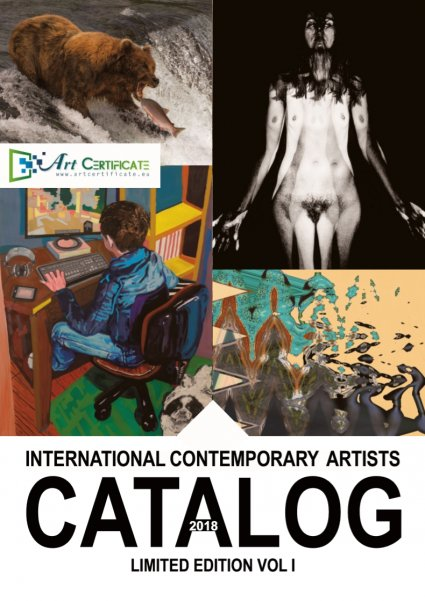 INTERNATIONAL CONTEMPORARY ARTISTS - LIMITED EDITION VOL I