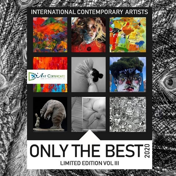 INTERNATIONAL CONTEMPORARY ARTISTS - LIMITED EDITION VOL III