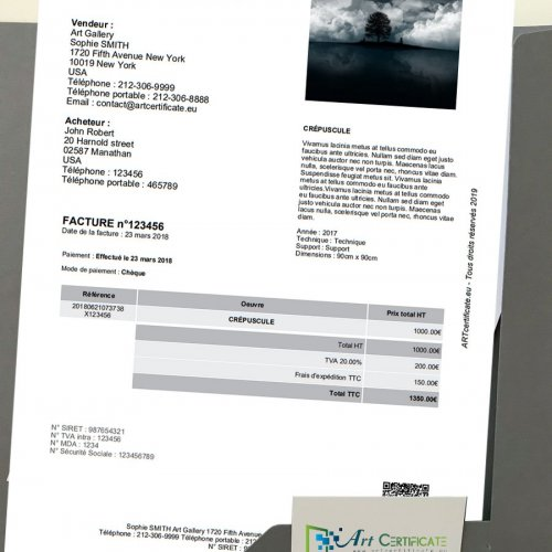SALES INVOICE   For Your Buyers