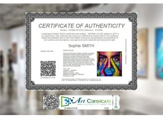 STANDARD CERTIFICATE <br /> For Beginners Artists