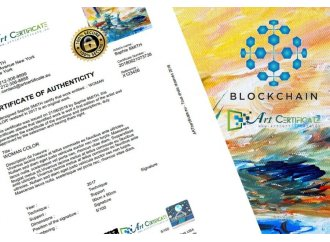 SAVE YOUR EXISTING CERTIFICATES <br />On the COA register and the Blockchain